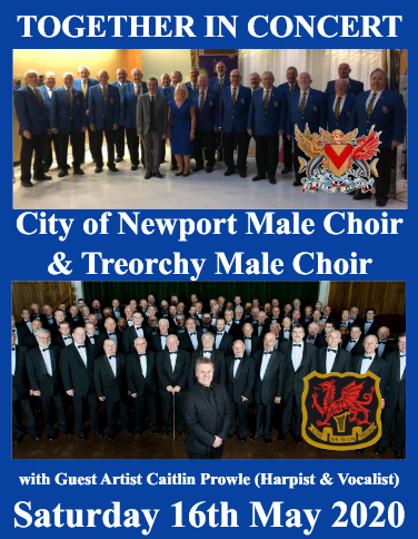 JOINT CHOIR CONCERT *This performance has been cancelled*