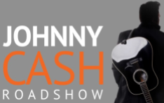 This show has been rescheduled from Saturday 13 June to: Friday 30 April 2021 at 7.30pmTickets - £25.50, concessions - £24.50The Man In Black TourOnly show to be endorsed by the Cash Family! The Johnny Cash Roadshow is back on top form for 2020 with a brand new show. This year award winning Clive John pays homage to Cash's Career as the Man In Black, alongside his iconic Wife June Carter played by Emily Heighway the Roadshow Horns, and on selected shows The 'Carter Sisters'. With all the hits such as Man in Black, Walk the Line, Ring of Fire, Boy Named Sue along-side some of the darker more atmospheric songs from the later American Recordings such as The Man Comes Around and Hurt making this year's show an emotional roller-coaster of songs through Cash's career, packed together in one fantastic evening's entertainment.   With standing ovations every night The Johnny Cash Roadshow is the biggest and best celebration of Johnny Cash in the world today guaranteed to leave you wanting more.