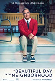 SCREENING CANCELLEDMonday 6 April at 1.30pm & 7.45pm Tuesday 7 April at 7.45pmWednesday 8 April at 7.45pmRunning time: 109 minutesDirector – Marielle HellerLloyd Vogel is an investigative journalist who receives an assignment to profile Fred Rogers, aka Mr. Rogers. He approaches the interview with scepticism, as he finds it hard to believe that anyone can have such a good nature. But Roger's empathy, kindness and decency soon chips away at Vogel's jaded outlook on life, forcing the reporter to reconcile with his own painful past.