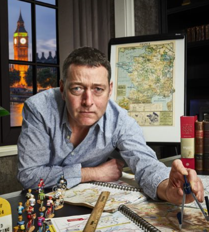NED BOULTING: RE TOUR DE NED - Get Bike Racing Done!
