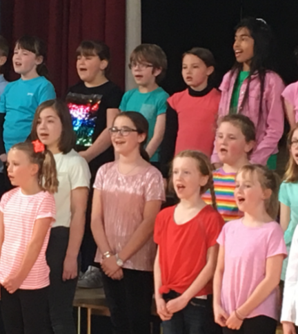Singing Stars 3 Days (Ages 8-12)