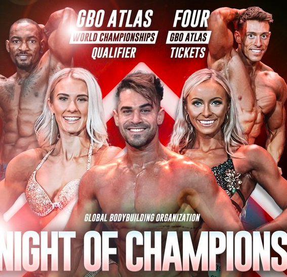 NFMUK NIGHT OF CHAMPIONS