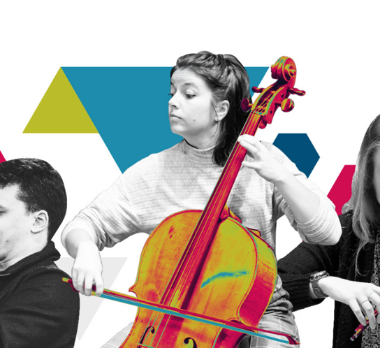 LUNCHTIME CONCERTS with SINFONIA CYMRU
