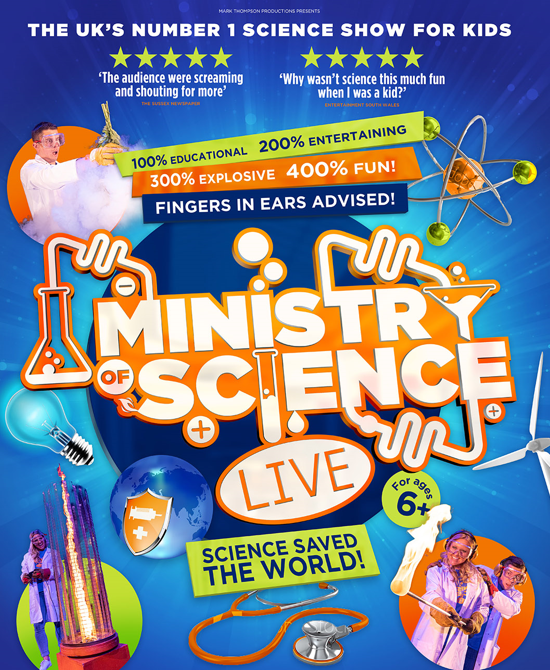 MINISTRY OF SCIENCE