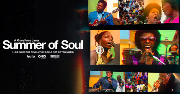 Summer of Soul (...Or When The Revolution Could Not Be Televised) 12A